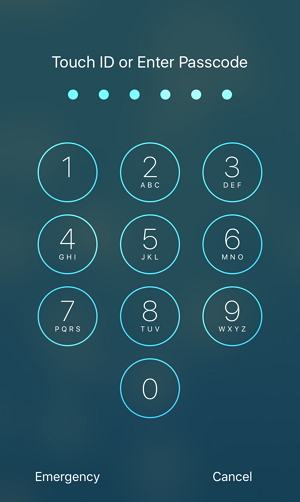 How To Unlock iPhone Passcode 2017