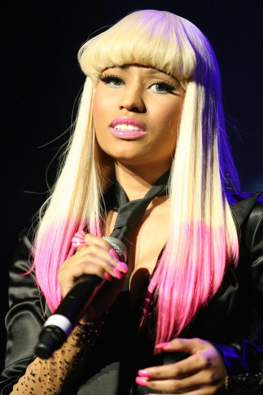 Told Love I Nicki It Admit I Her Minaj I