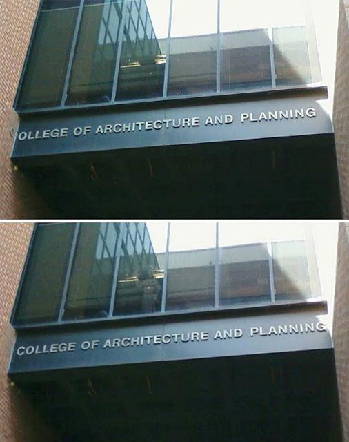 Tanda Nama Perguruan Tinggi yang Tidak Direncanakan