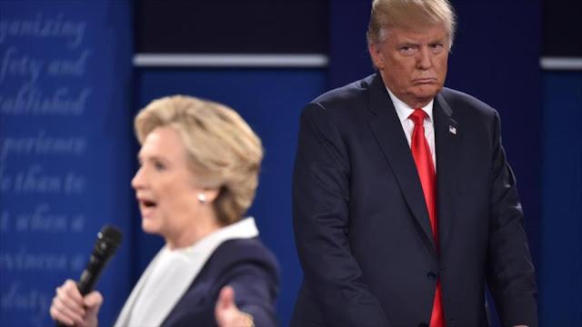"""Rusia tacha de una """"vergüenza mundial"""" campaña electoral EEUU"""