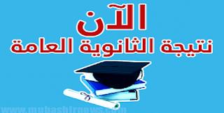 رؤية و مشاهدة نتيجة الثانوية العامة مصر 2016