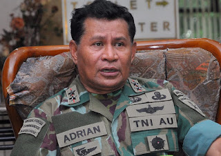 Marsekal Muda TNI Adrian Wattimena