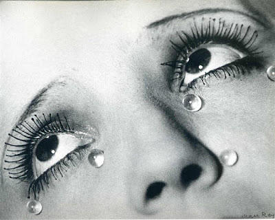 Photo by Man Ray: Tears