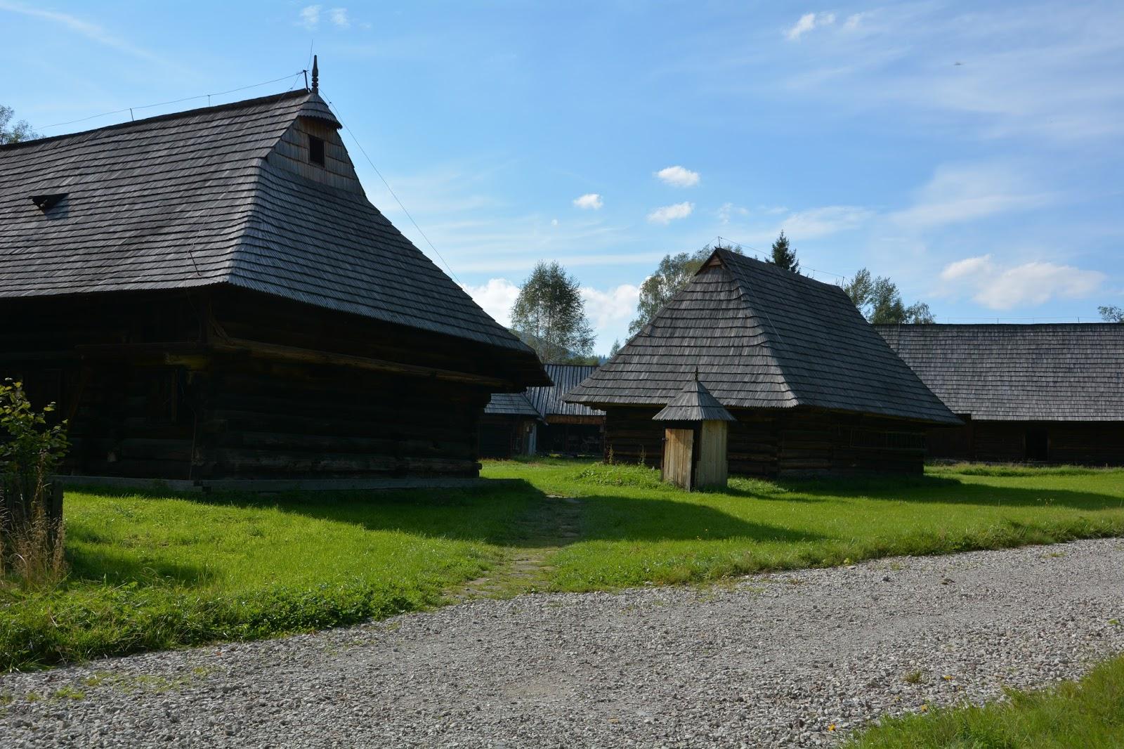 Orawski Park Etnograficzny, Zubrzyca Górna