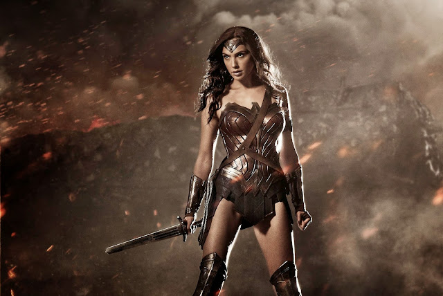 Wonder Woman Gal Gadot Batman Superman