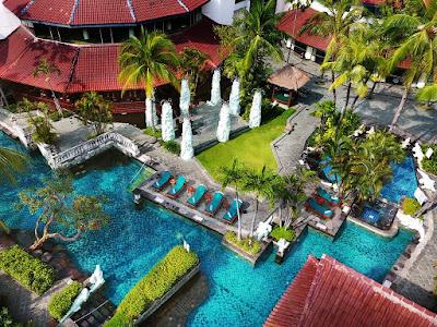 Sheraton Surabaya Hotel dan Towers