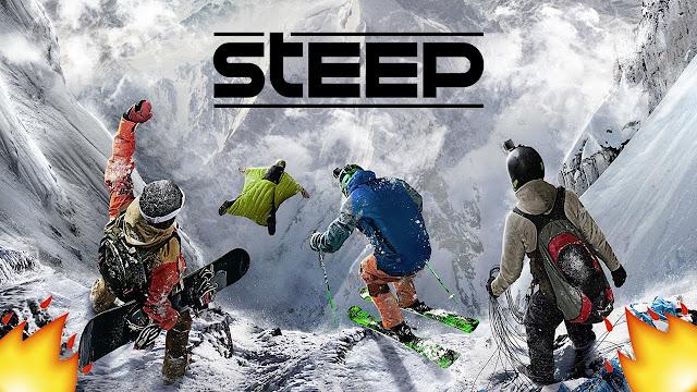 تحميل لعبة التزحلق علي الجليد snowboard للكمبيوتر والاندرويد من ميديا فاير