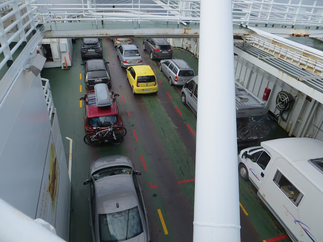 norway car ferry