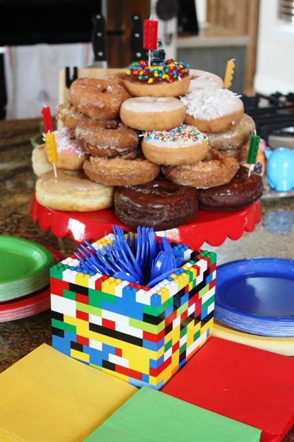 Silly Happy Sweet Lego Birthday Party Ideas