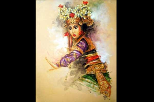 penari legong