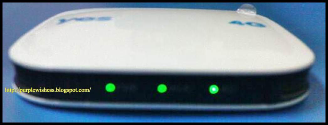 PeAcE: My New Modem : Huddle XS 4G Mobile Hotspot