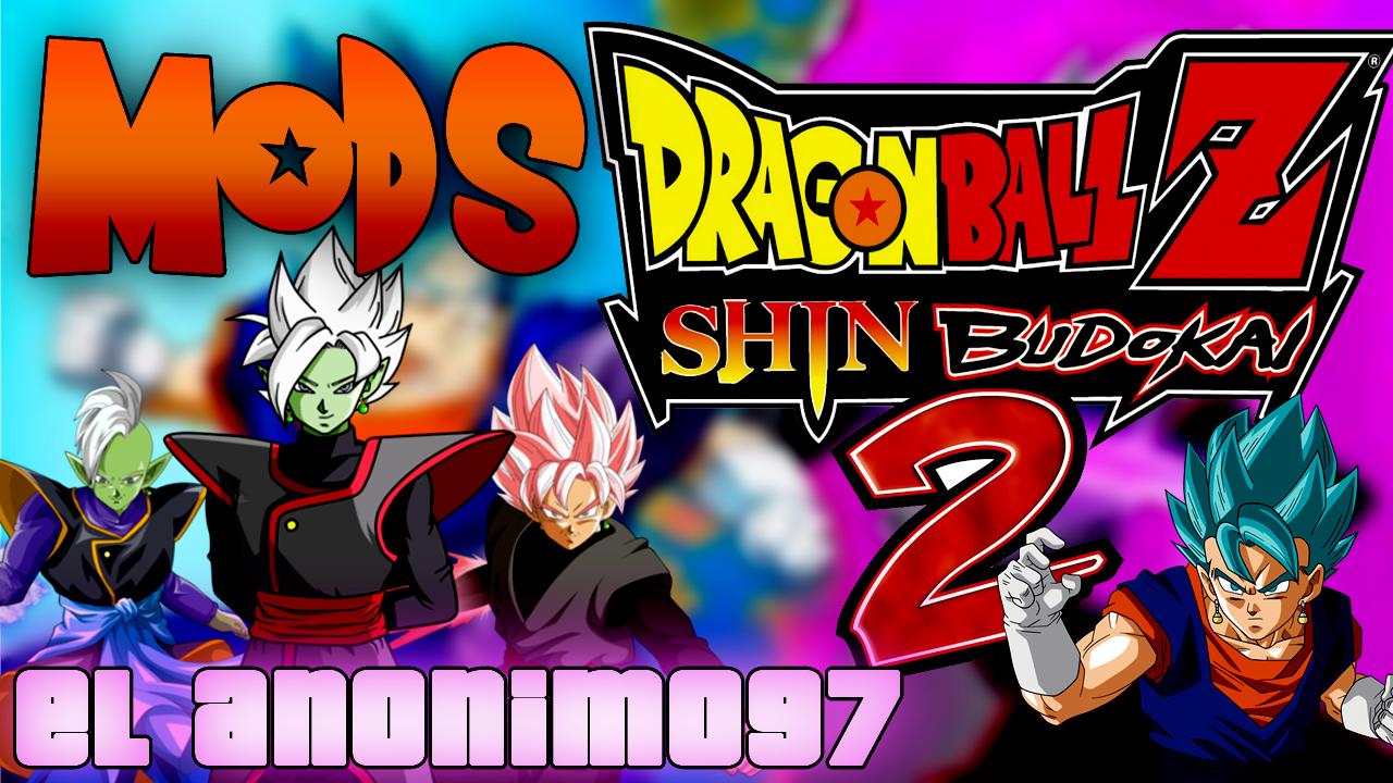dragon ball z shin budokai 4 mod