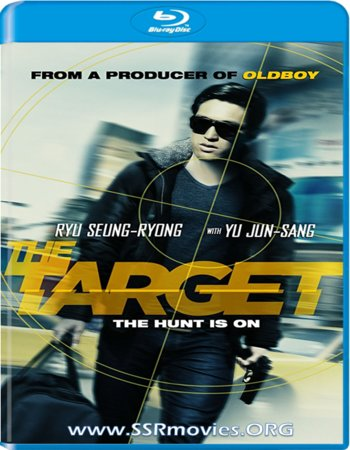 The Target (2014) Dual Audio Hindi 720p BluRay