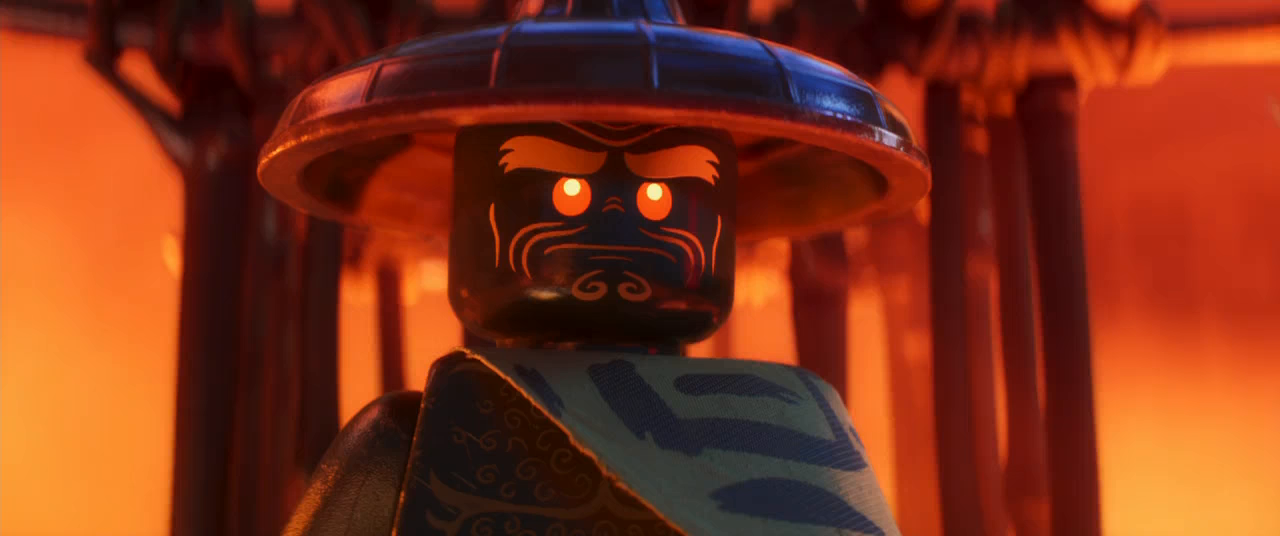Lego Ninjago: La película (2017) BRRip 720p Latino - Ingles captura 4