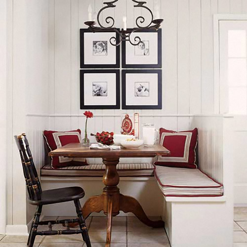 Small Dining Room Ideas: 11 Very Small Dining Areas That Many People Have