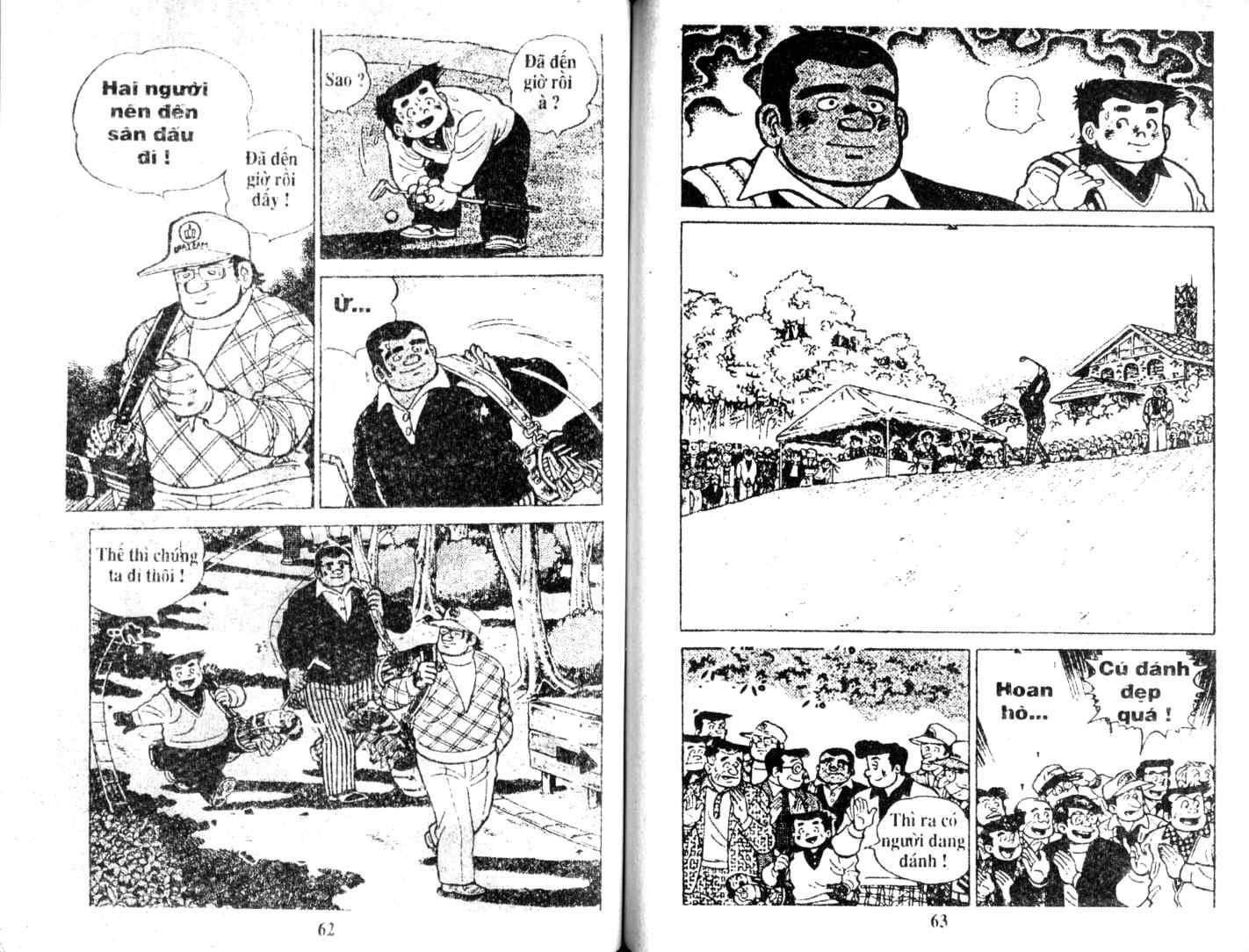 Ashita Tenki ni Naare chapter 15 trang 30