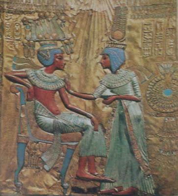 Faraó Tutancâmon