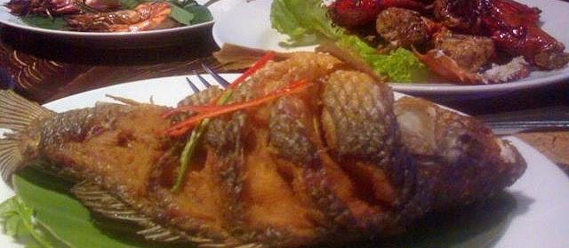 Resep Ikan Mas Goreng Garing Renyah Sederhana