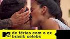 De Férias com o Ex Brasil Celebs Ep. 08 Todo mundo se pega - de novo - em brincadeira
