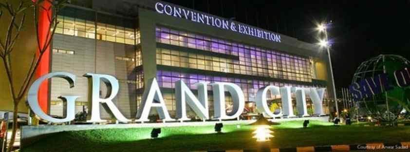 Mengenal Grand City Convention Hall Surabaya Jangka Jawa