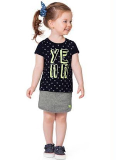 Distribuidor de roupa infantil do Brás