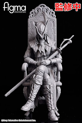 Figma Lady Maria de Bloodborne