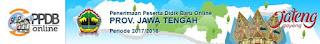 Jadwal PPDB Provinsi Jawa Tengah 2017/2018