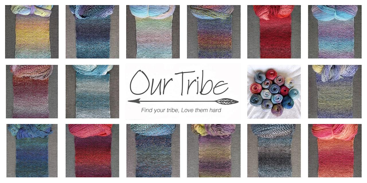 Our Tribe yarn by Scheepjes