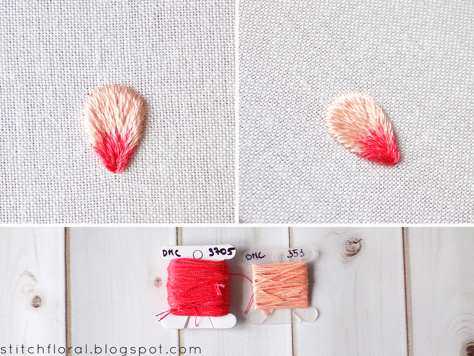 Tips On Blending Great Colors With Beige: Needlepainting Color Blending Tips