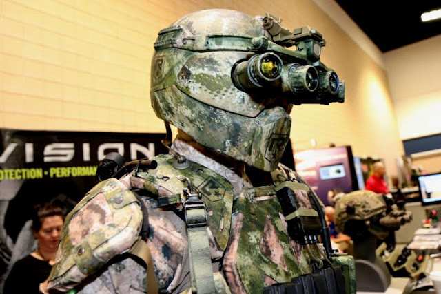 Fuerzas especiales usarán un traje tipo Iron Man para 2018