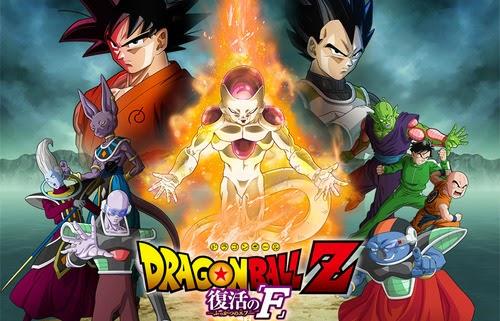 """Regalo especial de Akira Toriyama a los primeros espectadores de """"Dragon Ball Z: Resurrection F"""" en su estreno en Japón"""