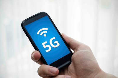 إطلاق خدمة الـ 5G ،وسيتم إعتمادها رسميا للإستخدام التجاري في عام 2020.