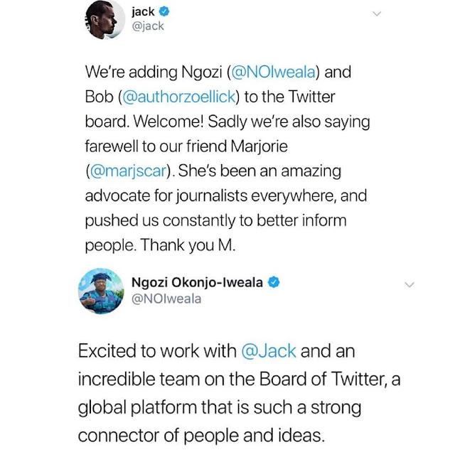 ngozi-okonjo-iweala-joins-twitter-board-of-directors