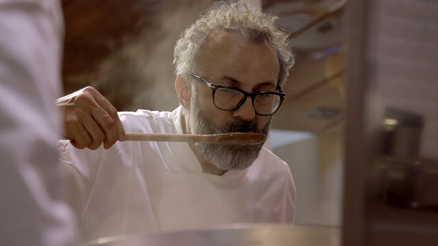 Massimo Bottura Refettorio Ambrosiano | Peter Svatek NFB | Theater of Life
