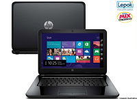 Blitz Especial Lepok Notebook HP Mix FM