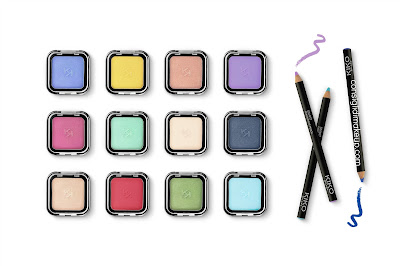 Preview: Smart Colour Eyeshadow e Smart Colour Eyepencil - Kiko