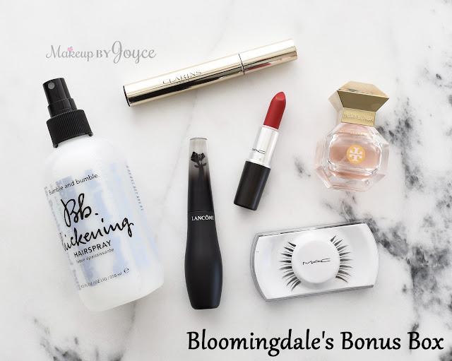 RAN Bloomingdale's Bonus Box Review Haul