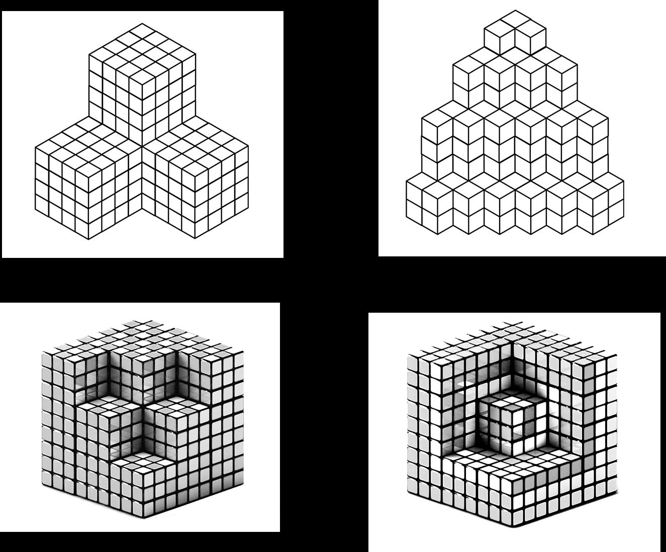 Median Don Steward Mathematics Teaching Cube Counting