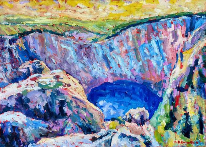 Хорватский художник