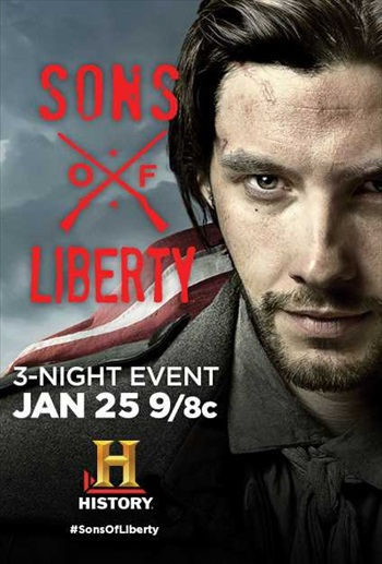 Sons of Liberty 2015 S01E01 Dual Audio Hindi 480p BluRay 270mb