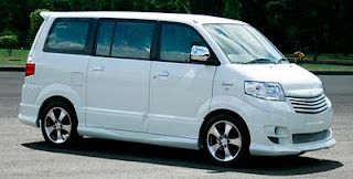 Gambar Modifikasi Mobil Suzuki APV Arena Keren