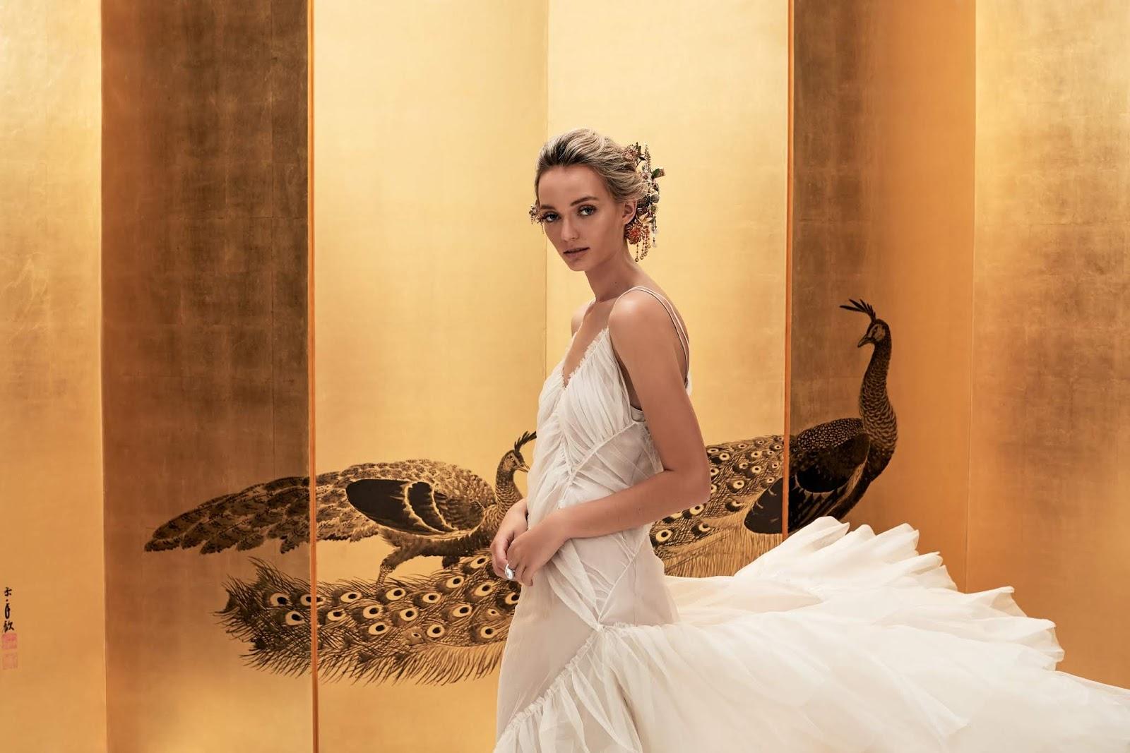 BRIDAL: JULIE GOODWIN COUTURE | CLASSIC BRIDAL STYLE MELBOURNE VIC