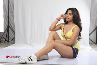 Actress Smitika Acharya New Poshoot Gallery  0009.JPG
