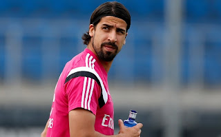 Juventus agree Sami Khedira deal