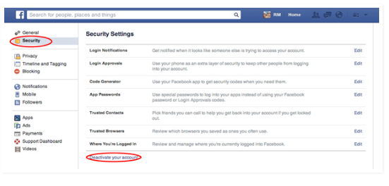 How do you close facebook account kobe monitor close2bmy2bfacebook2baccount ccuart