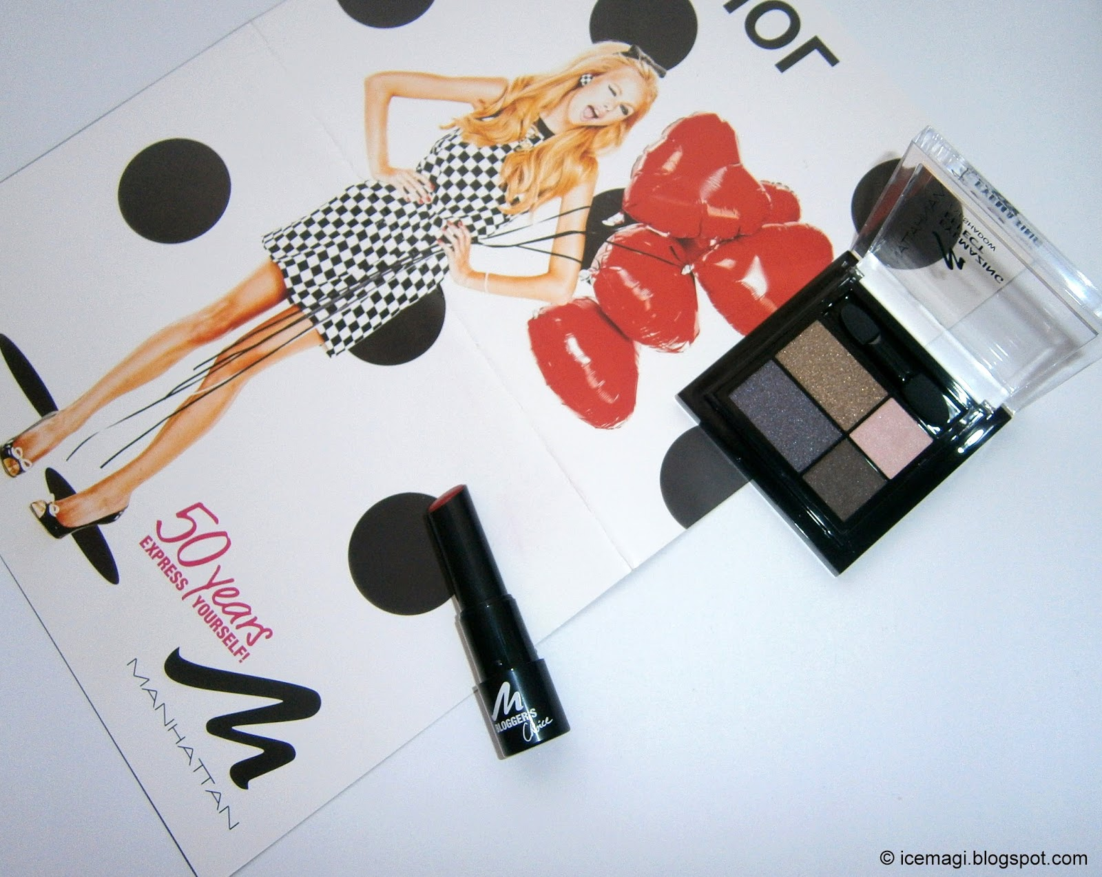 Manhattan Blogger's Choice Fire Escape Matte Lipstick