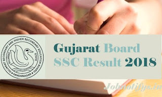 GSEB SSC Results 2018, Gujarat Board SSC Results 2018, Gujarat  SSC Result 2018, Gujarat 10th Result 2018