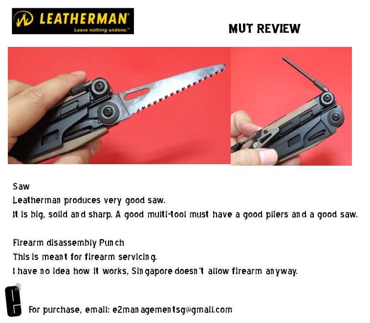 Excellenttoolssg Leatherman Mut Review