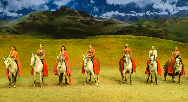 Cavalia's Odysseo - Les Voyageurs - #OdysseoSAUGA