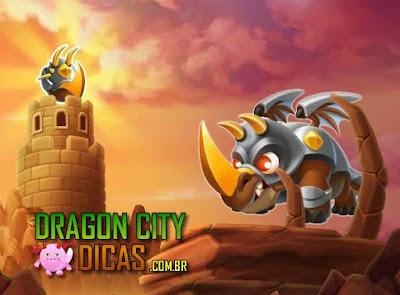 Dragão Batalhador - Informações